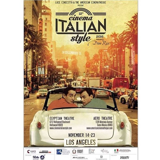 CINEMA ITALIAN STYLE Cinema fashion food excellence and social commitmenthellip