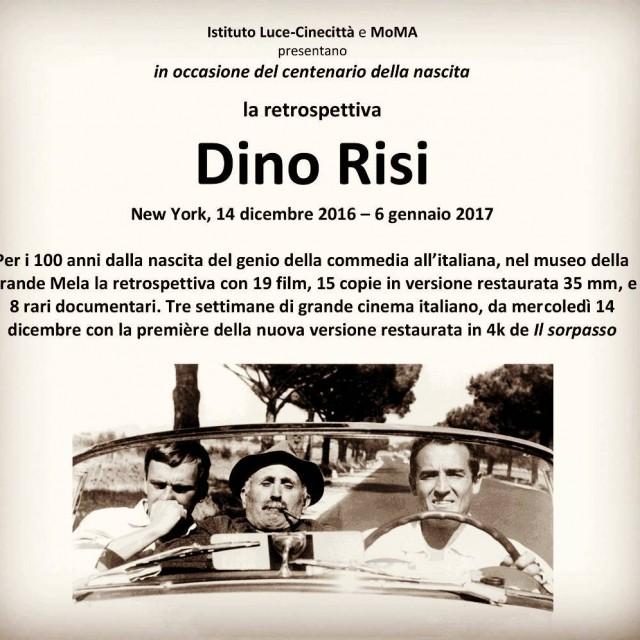 Per onorare i 100 anni dalla nascita di Dino Risihellip
