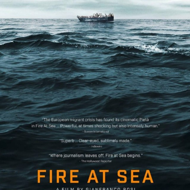cinemaitalianstyle celebrates the nomination of its opening movie fireatsea byhellip