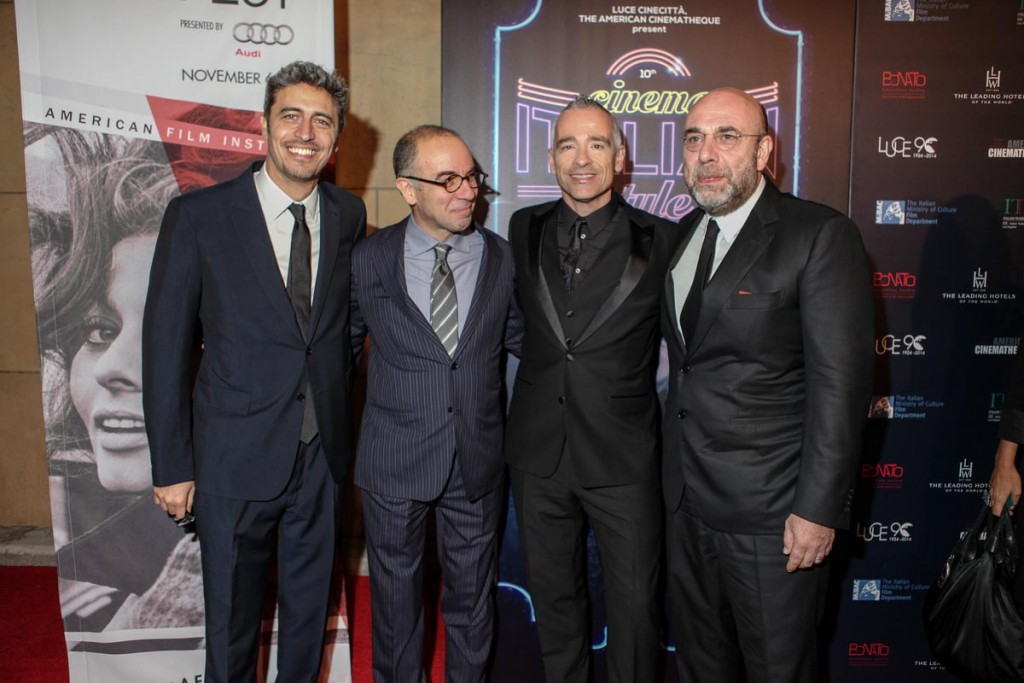 HOLLYWOOD - KIKA - Il cinema Italian Style presenta 'Il capitale Umano' di paolo Virzi' Photo ©StefaniaRosini