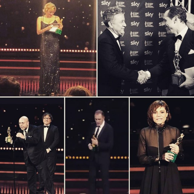 Cinema Italian Styles selection scores 27 David di Donatello Awardhellip